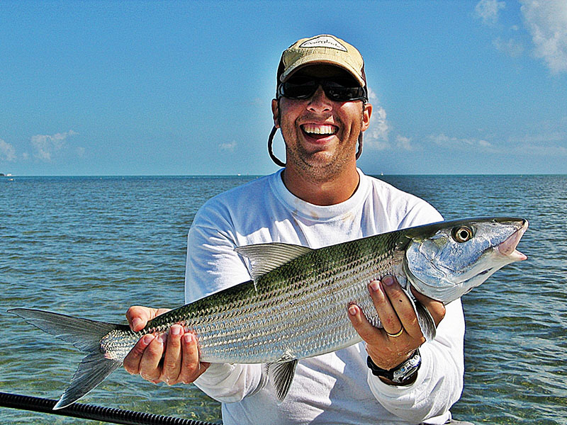 Catch bonefish in the florida keys for Florida 3 day fishing license