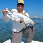 Islamorada Tarpon On Fly
