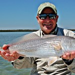 Florida Keys Fishing Guide Redfish On Fly
